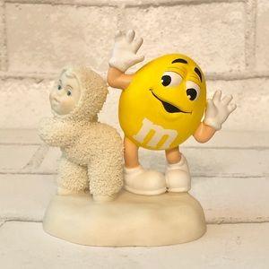 Snowbabies by Department 56 M&Ms figurine